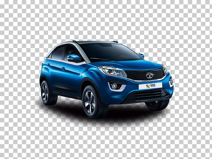 Tata motors car tata nexon xt diesel ford ecosport, auto PNG Clipart.