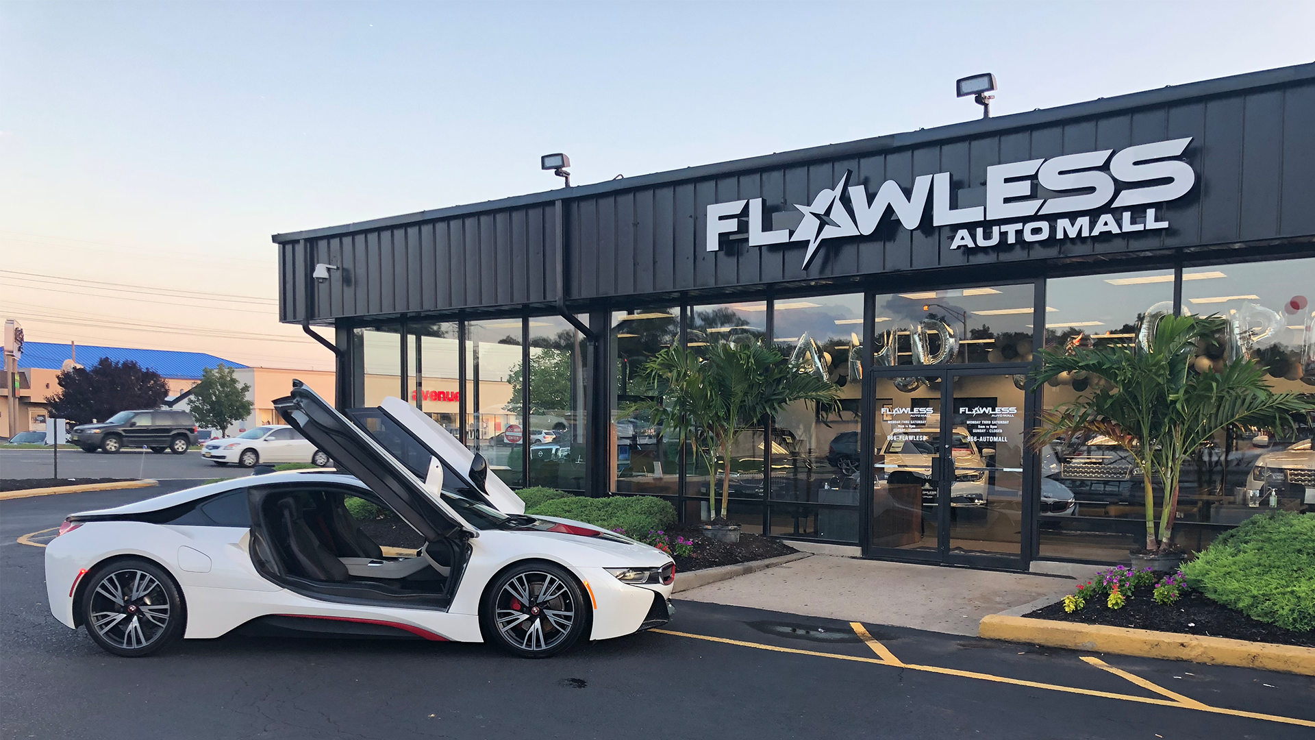 Flawless Auto Mall.