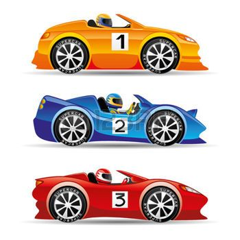 Race Car Symbol Cliparts, Stock Vector And Royalty Free Race.