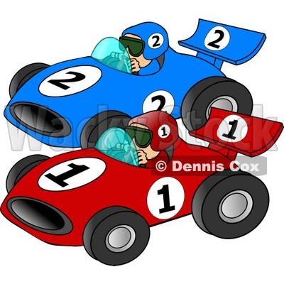 Clipart Car Racing.