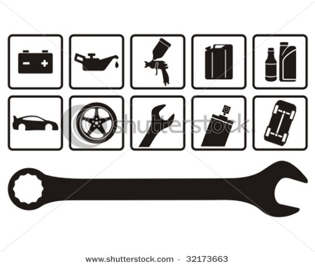 60+ Auto Repair Clip Art.