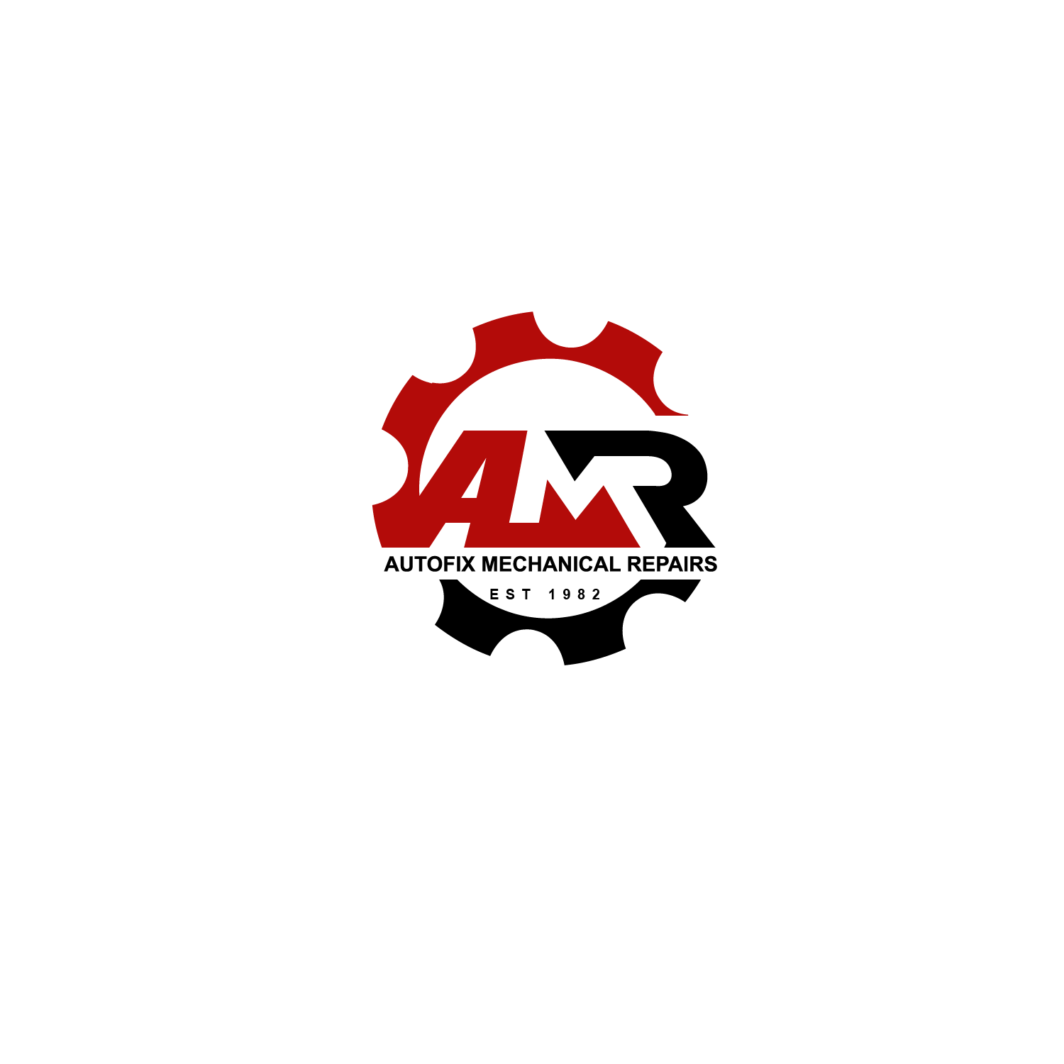 Serious, Professional, Auto Repair Logo Design for AMR by.