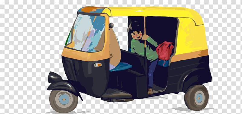 Auto rickshaw Education Teacher, rickshaw transparent.