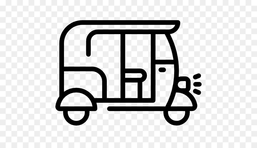 Auto Rickshaw png download.