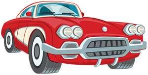 Free car show clipart.