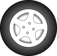 Car Tire Clip Art Download 1,000 clip arts (Page 1).