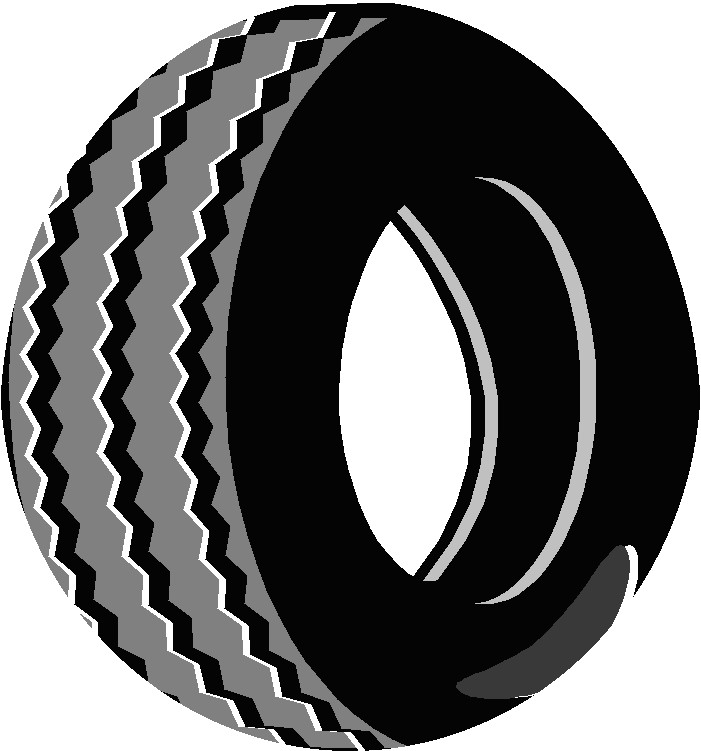 Tyre clipart #15