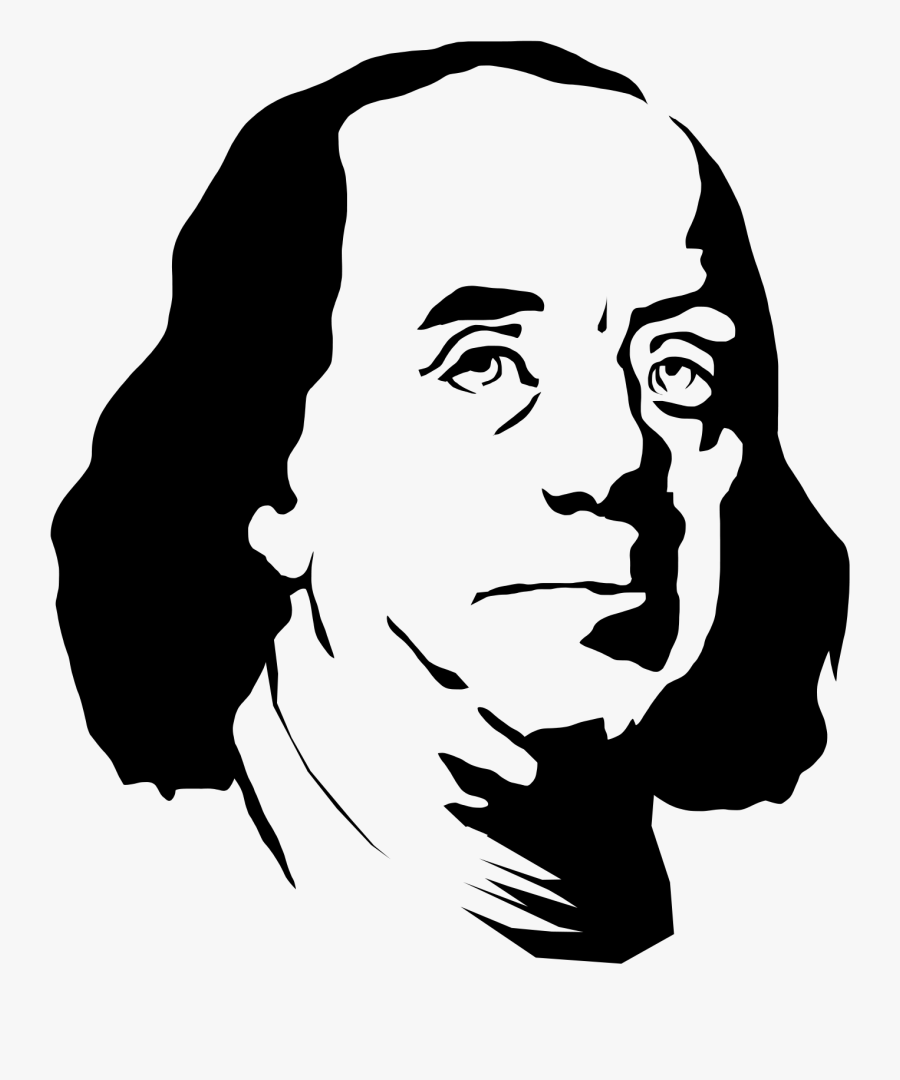 Benjamin Autobiography United Founding Of Fathers Vector.