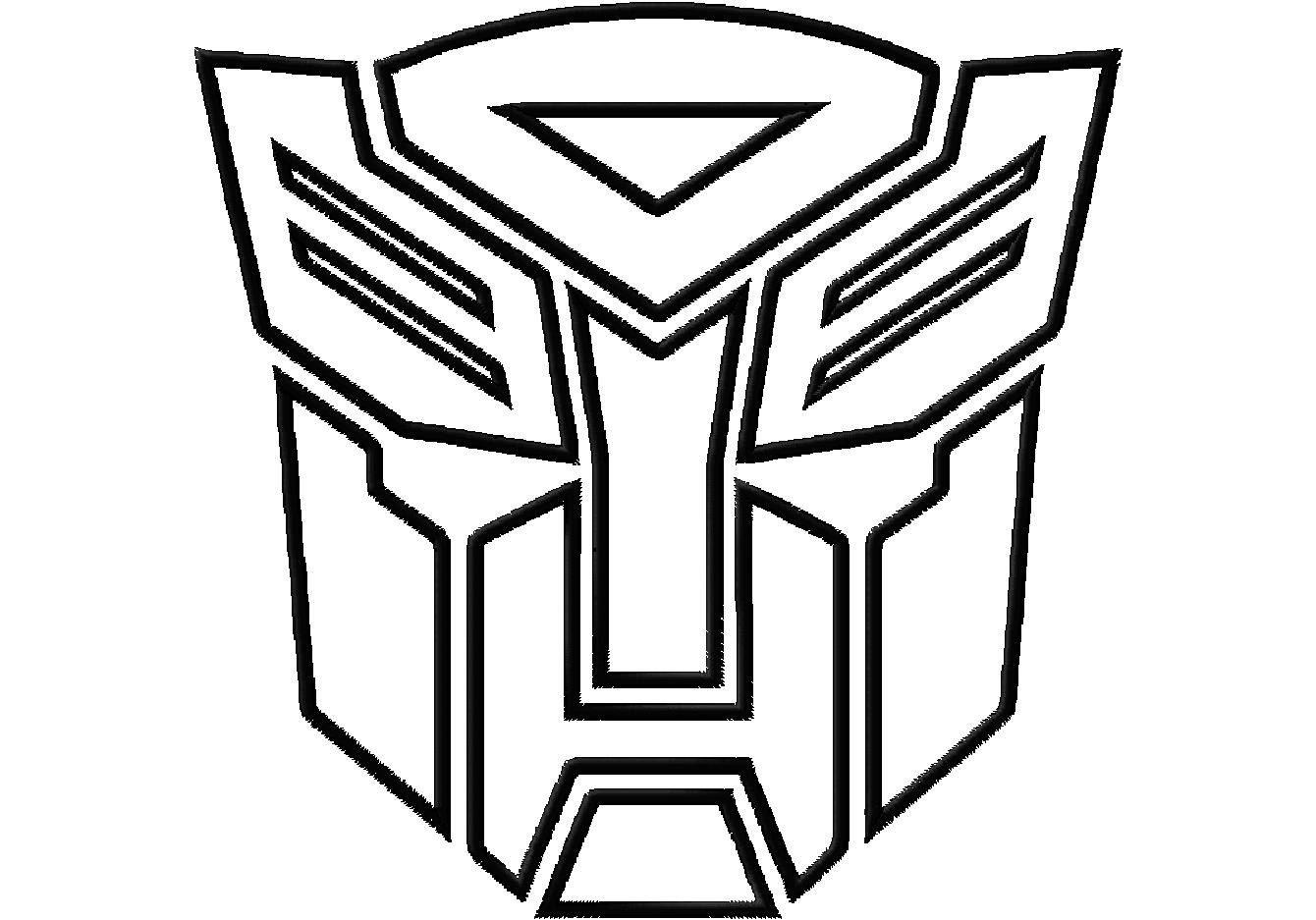 Pin Transformers Logo Stencil Ajilbabcom Portal on Pinterest.