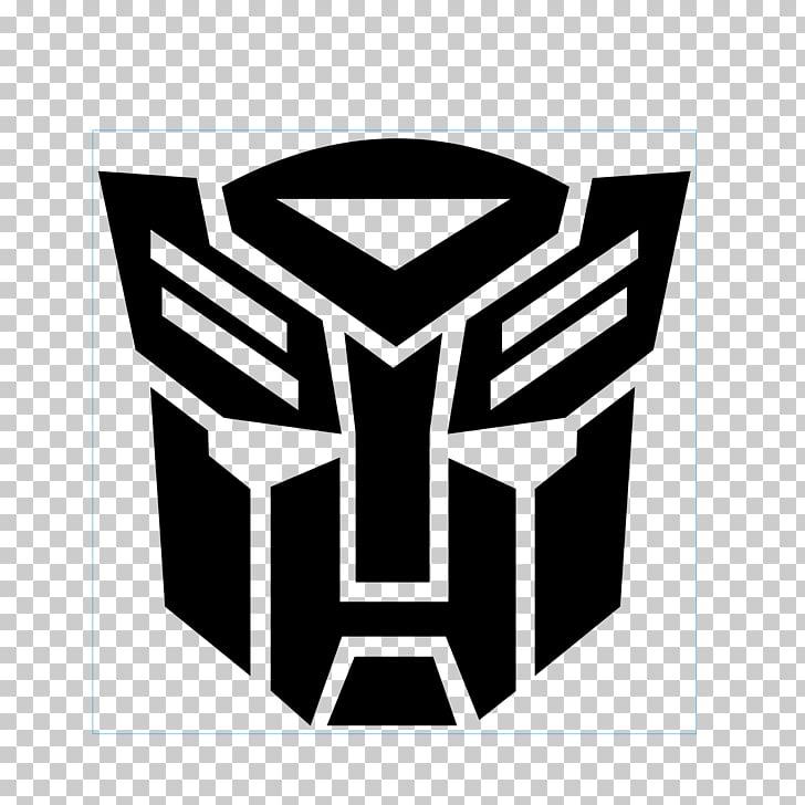 Transformers Autobots Bumblebee Optimus Prime Logo.