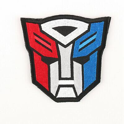 TRANSFORMERS LOGO OPTIMUS Prime Autobot Decepticon.