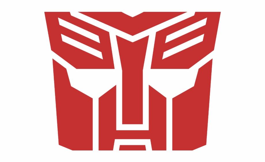 Transformers Logo Clipart Head.