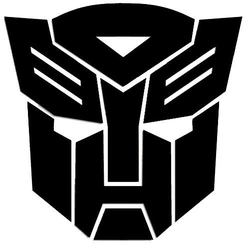 Transformers Autobots Symbol.