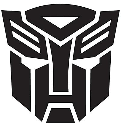 Transformers Logo Clipart.