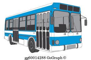 Bus Clip Art.