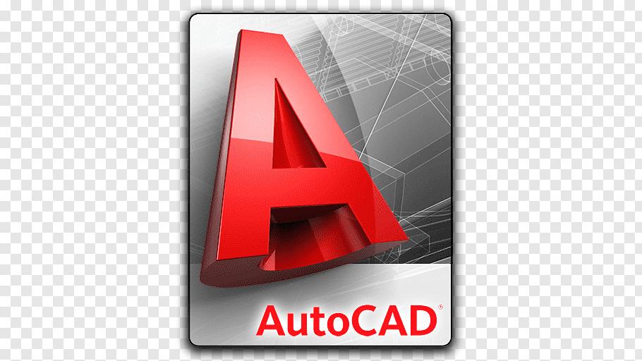 AutoCAD logo, AutoCAD Civil 3D Computer.