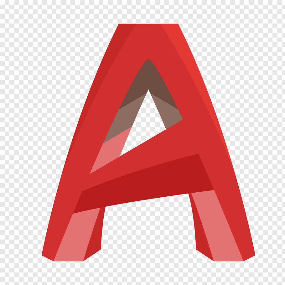 Autodesk Logo, Autocad, Background Process, Computer Program.