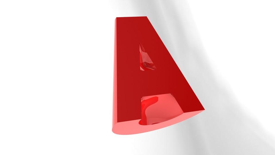 AutoCad Logo.