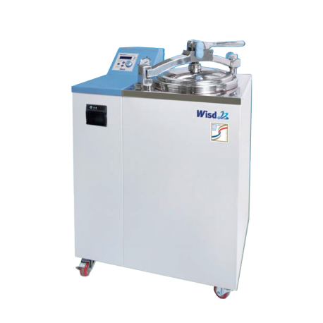 Autoclave sterilizer WACR 60L up to 132°C with Recorder.