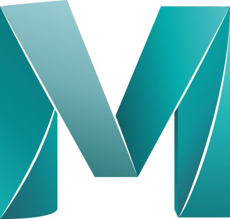Autodesk Maya Logo Vector EPS Free Download, Logo, Icons.