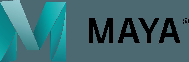 Autodesk Maya Logo Download Vector.