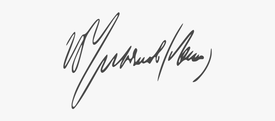 Autograph Clipart Autograph.