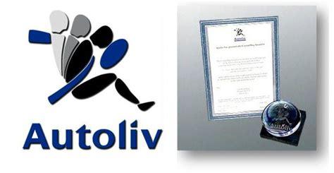 Autoliv Logos.