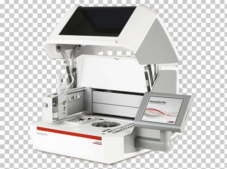 Coagulation Automated Analyser Laboratory Hemostasis PNG.