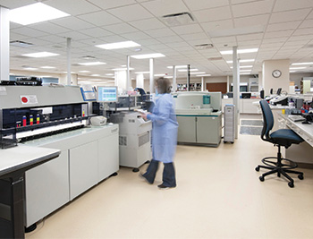 Designing clinical labs.