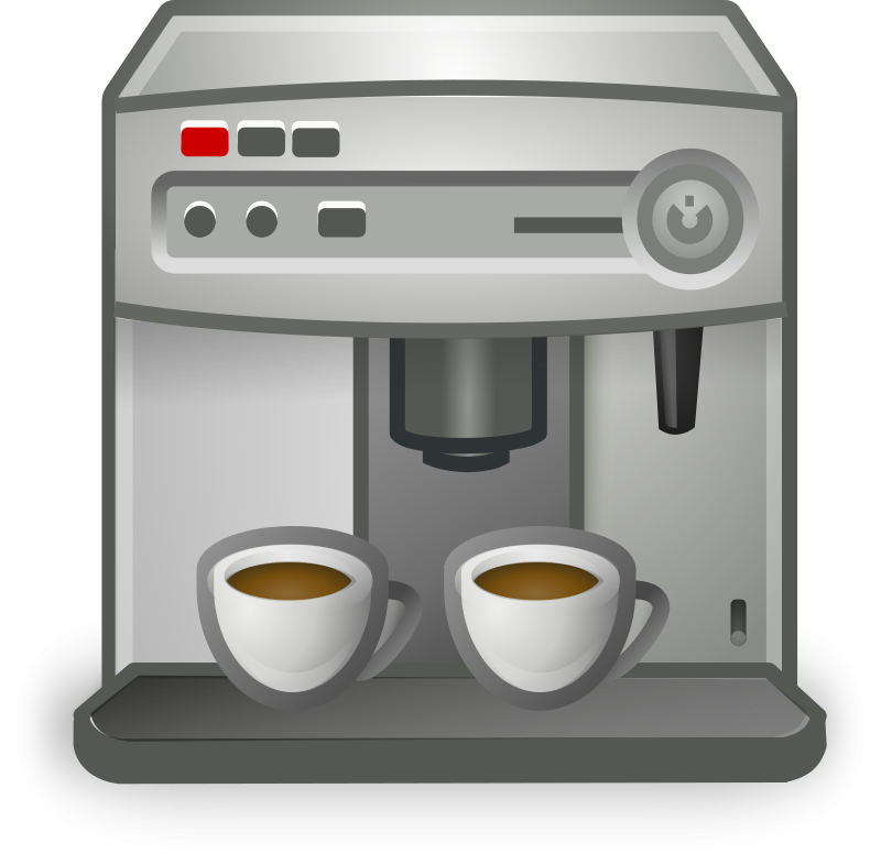 Automatic coffee maker clipart 20 free Cliparts.