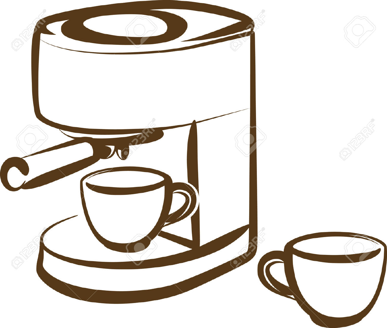 Automatic Coffee Maker Clipart 20 Free Cliparts Download Images On
