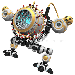 Automaton Stock Images.
