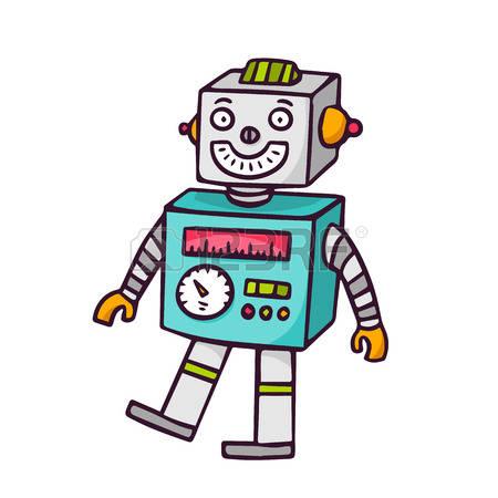Automaton Stock Vector Illustration And Royalty Free Automaton Clipart.