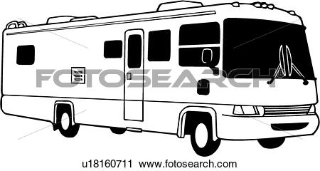 Camper Clip Art and Illustration. 2,653 camper clipart vector EPS.