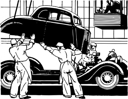 Automobile manufacturers clipart - Clipground