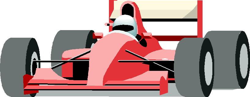 Race Car Clipart For Kids.