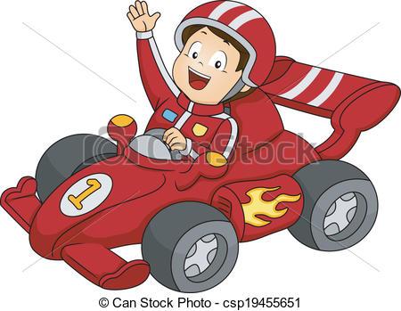 Racer clipart.