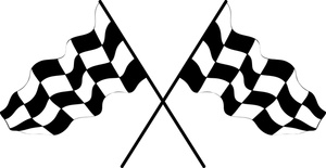 Free Clipart Auto Racing Flags.