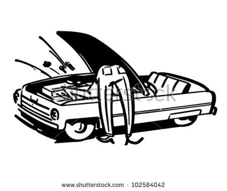Automotive Clipart.