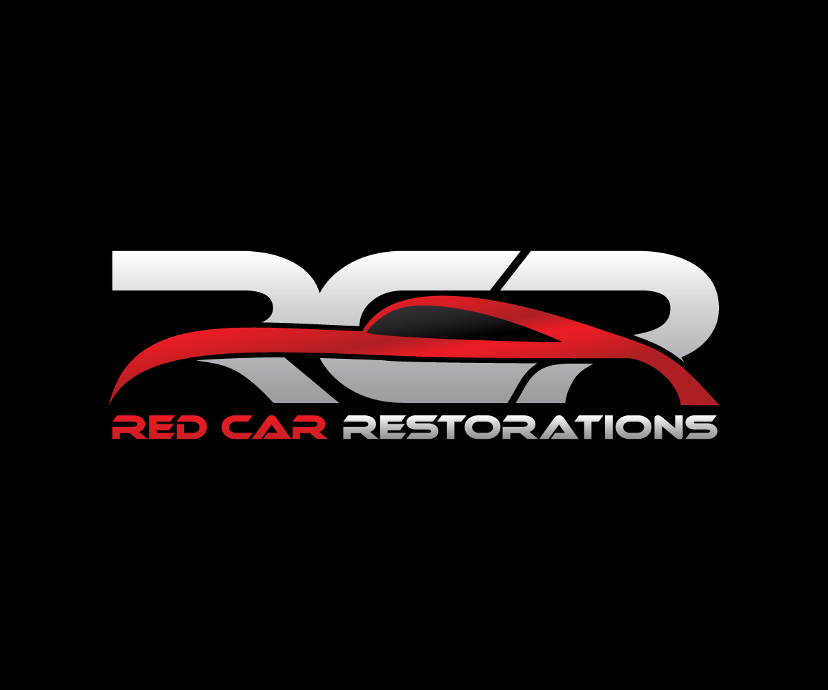 Elegant, Playful, Automotive Logo Design for Red Car.