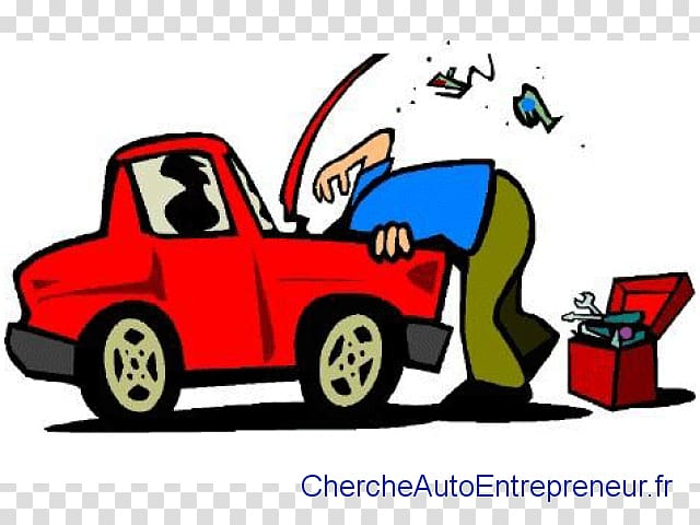 Car Automobile repair shop Auto mechanic Maintenance.
