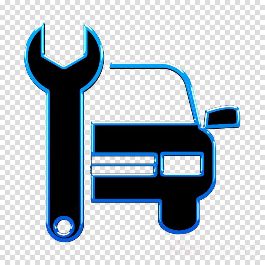 icon Car icon Car repair icon clipart.
