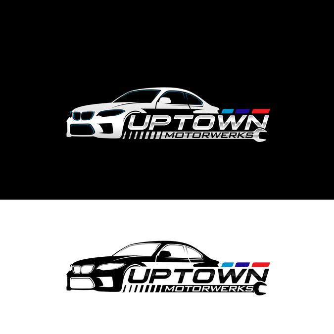 Create a classy logo for a high end auto repair shop (AVOID.