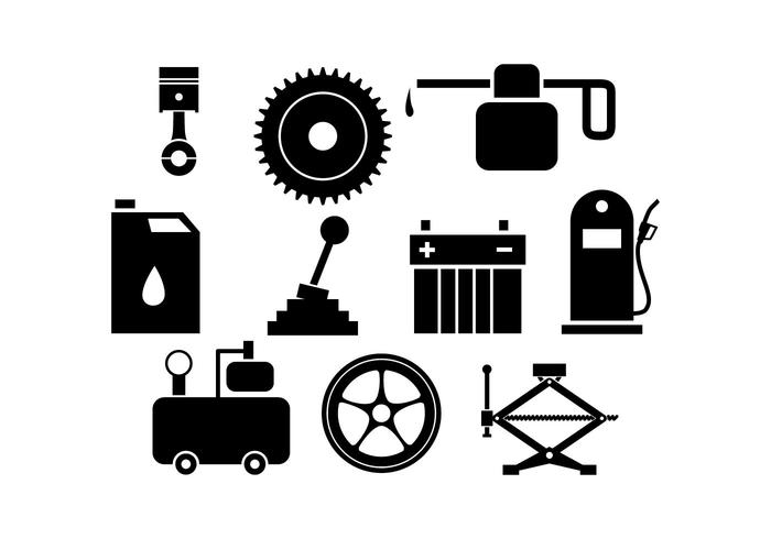 Free Automotive Vector Tools and Icons.