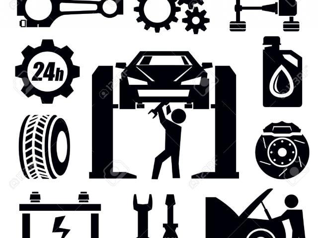 Auto Tools Cliparts 6.