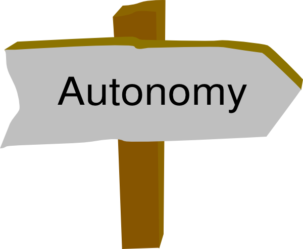 Autonomy Clip Art at Clker.com.