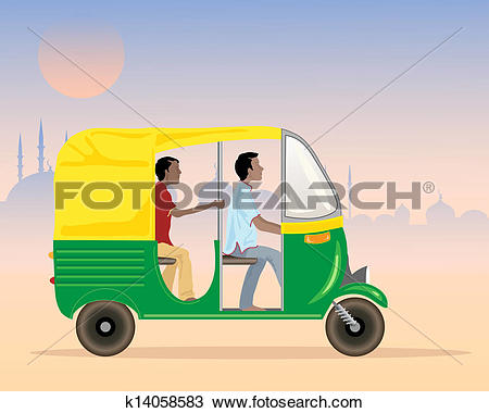 Auto rickshaw Clip Art Royalty Free. 185 auto rickshaw clipart.