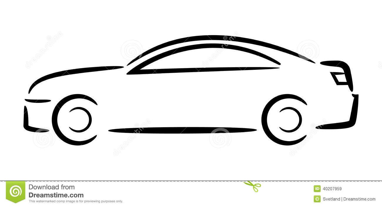 Clipart auto.