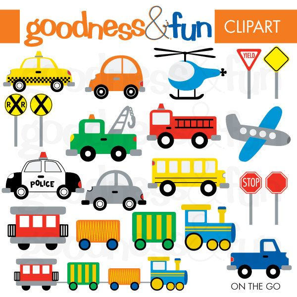 Free download Free Transportation Vehicles Clipart for your.