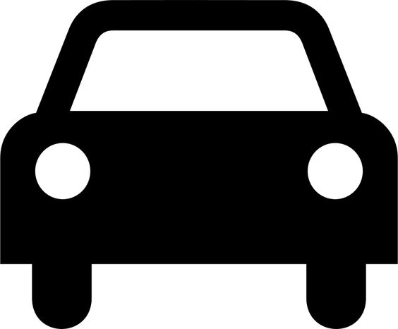 Free Clipart: Car icon.